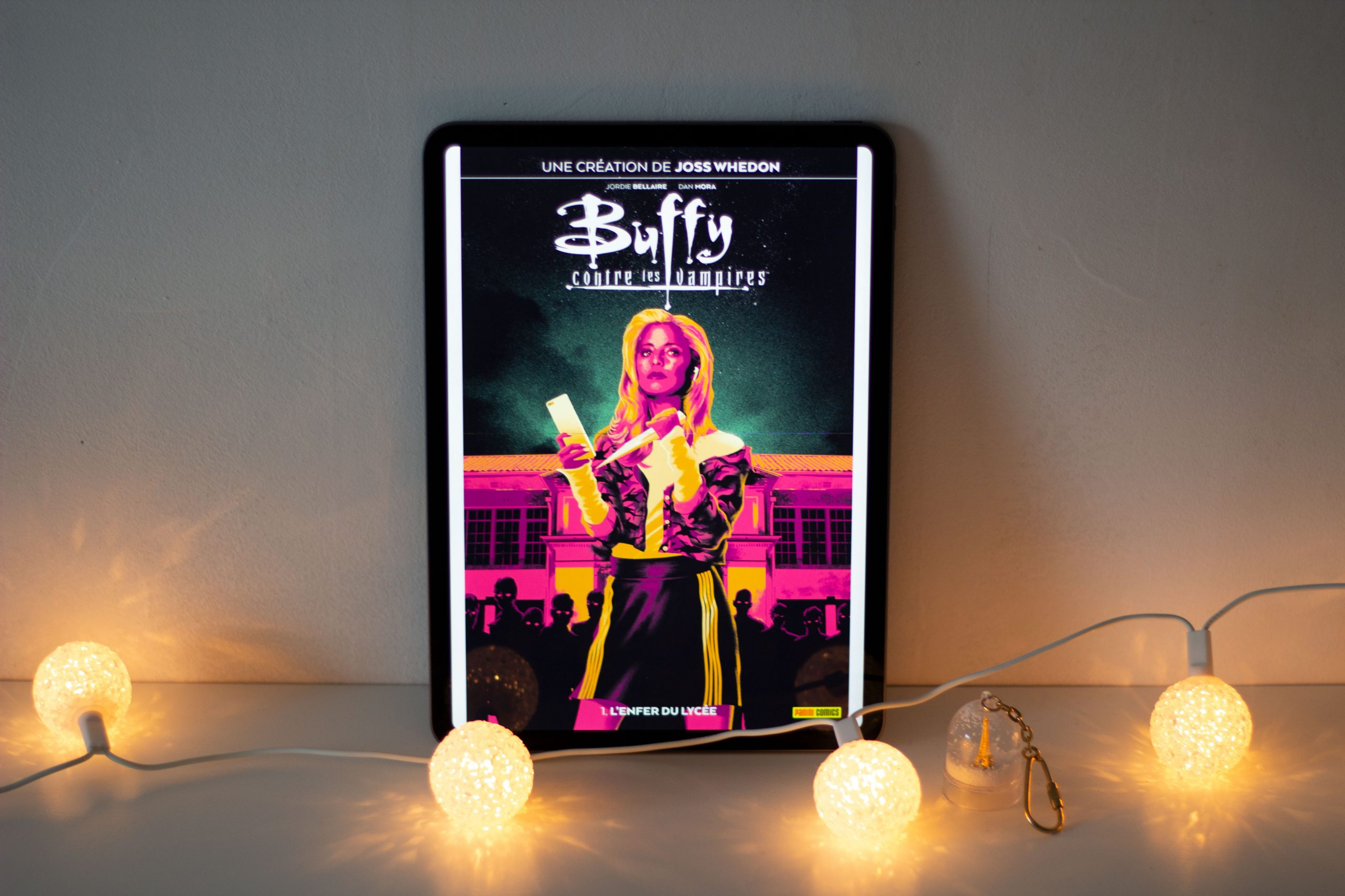 Book Club : Buffy contre les vampires T1 | L'enfer du lycée