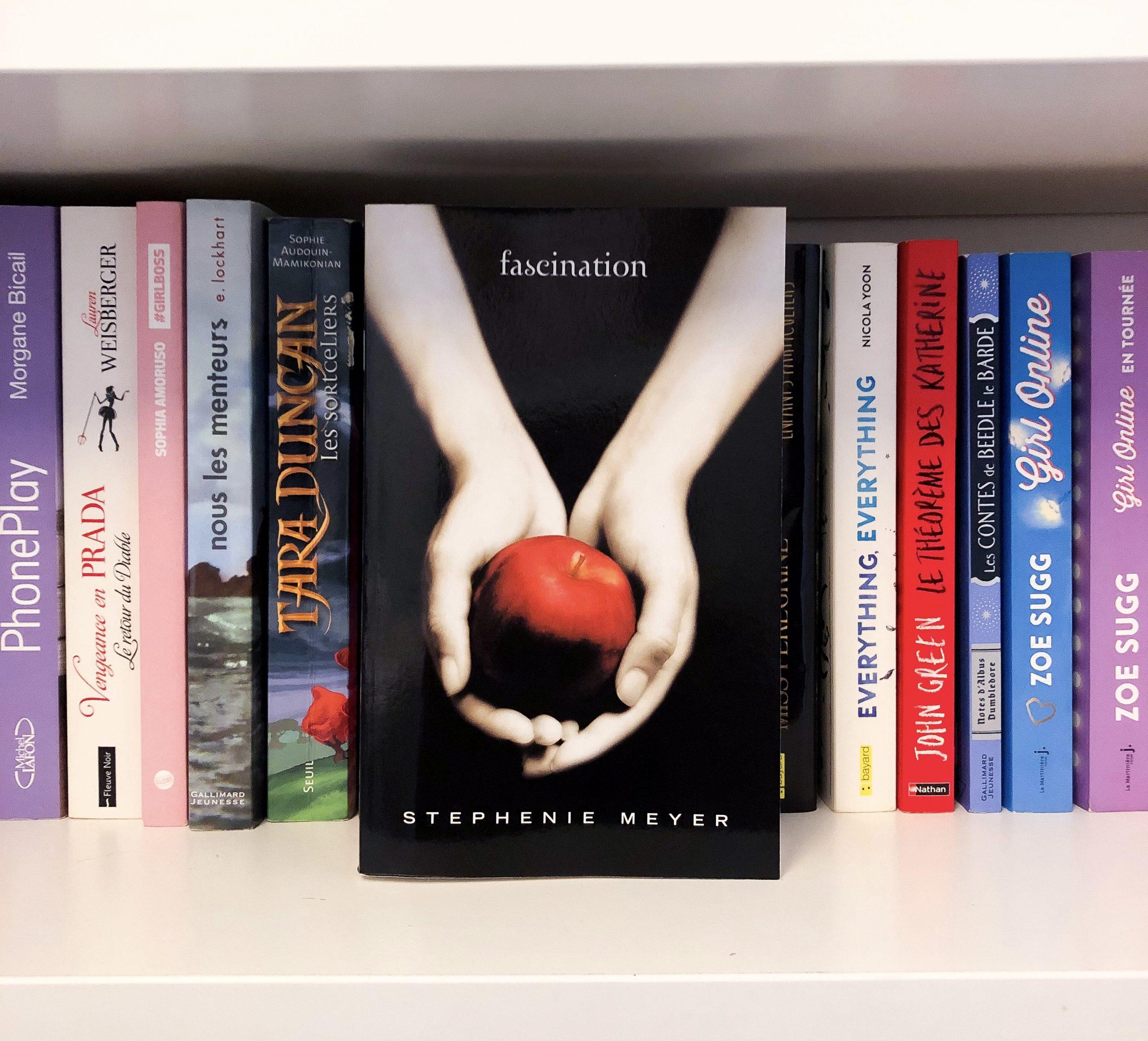 October Book Club 2020 : Twilight tome 1 de Stephenie Meyer