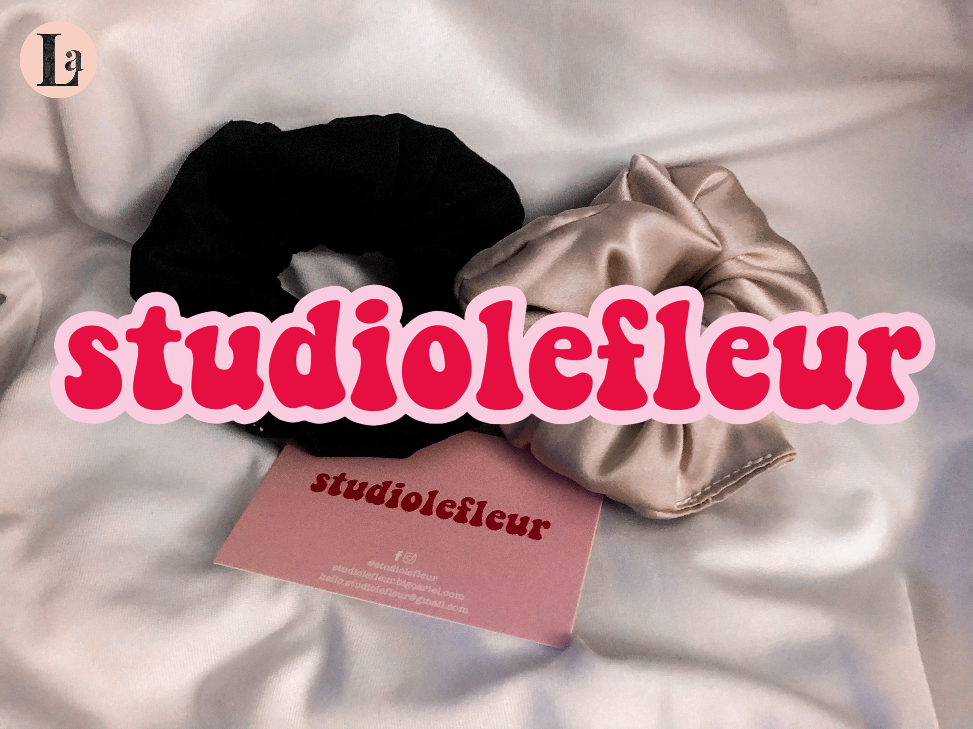 Studiolefleur : la marque de chouchous éco-responsable