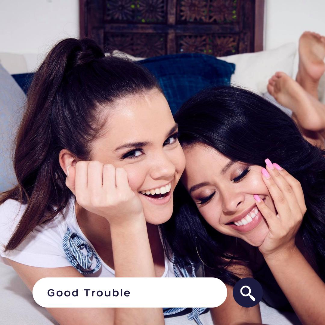 Pourquoi Good Trouble est la meilleure série du moment sur Disney Plus ?